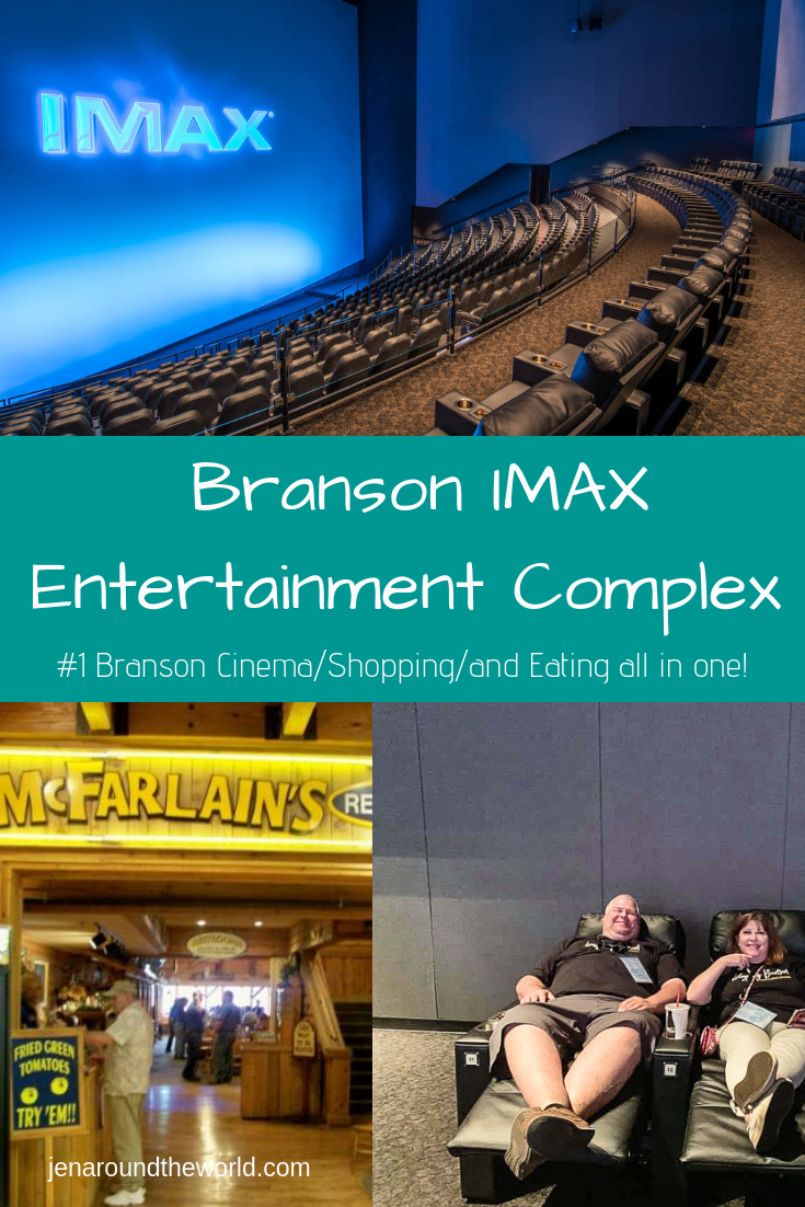 pin image for Imax in branson