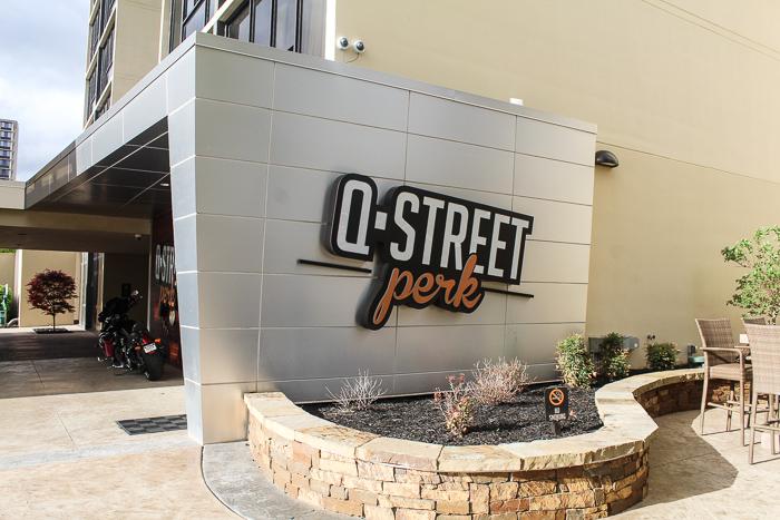q street perk coffee