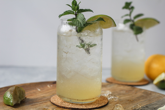Mint Julep - a Non-Alcoholic Version Perfect for Derby Day
