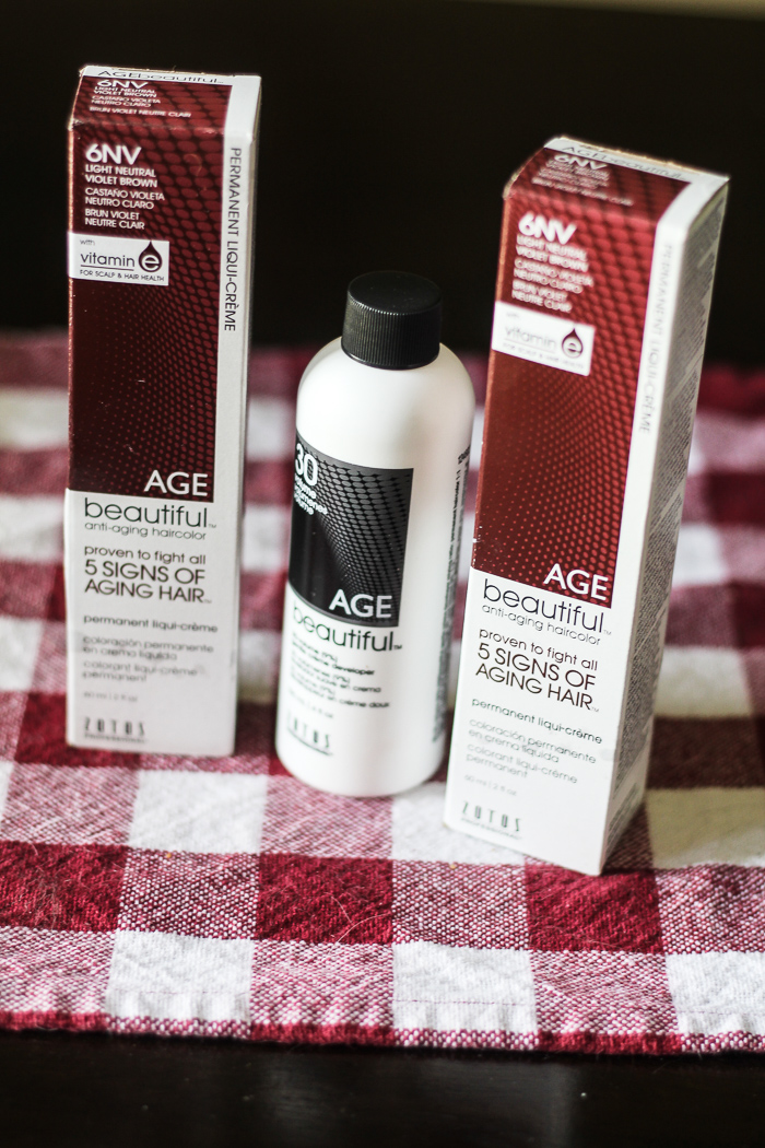 product shot of agebeautiful product