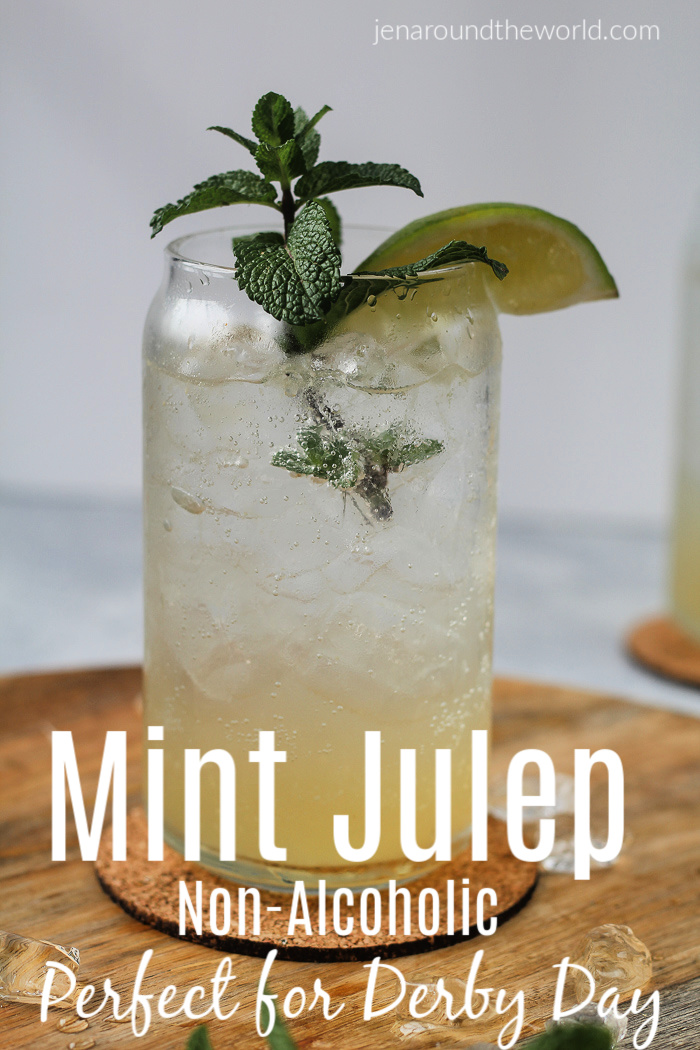 How to Make a Non Alcoholic Mint Julep