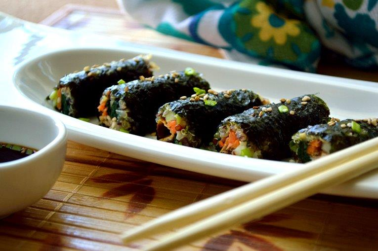 20 Sushi Recipes You Can Make to go with My Eel Sauce