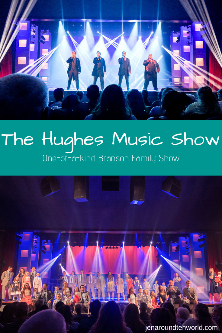 The Hughes Music Show in Branson is a one of a kind family show that you will not want to miss