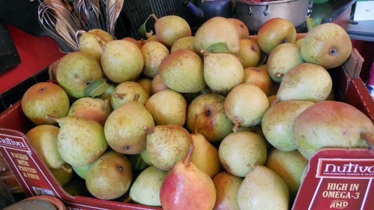 Ginger Spiced Pear Jam Recipe