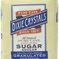 Dixie Crystals Extra Fine Granulated Sugar, 10-Pound