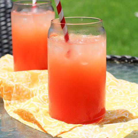 Tropical Sunshine Drink