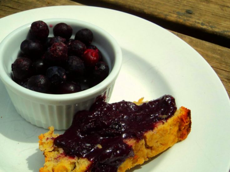 Easy SCD Blueberry Jelly Recipe