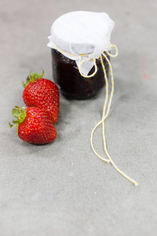 Dewberry & Sauvignon Blanc Jam Recipe