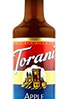 Torani Apple Syrup, 750 ml