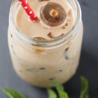 Mint Mocha Iced Coffee