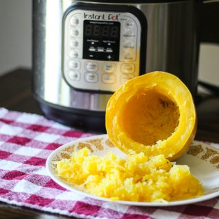 How to Make Instant Pot Spaghetti Squash
