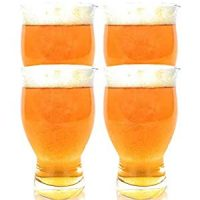 4 Pack Ulitimate Beer Glasses - 16oz