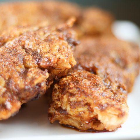 Crispiest Nashville Hot Chicken