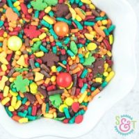 Sweet Sprinkles Mix: Fall Harvest