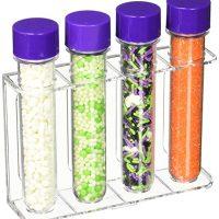 Wilton 710-2055 Halloween Test Tube Sprinkle Set, Assorted