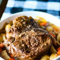 The Perfect Slow Cooker Pot Roast
