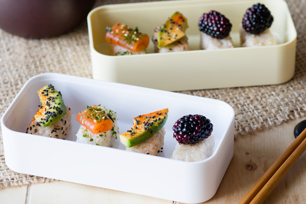 Three Breakfast Sushi Recipes (Vegan, GF) | The Worktop