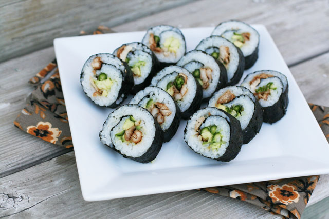 How To Make (cheap) Sushi Rolls At Home: Just $1.40 Per Person