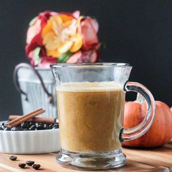 Harvest Oat Pumpkin Latte (Dairy Free)