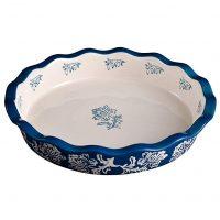 Ceramic Pie Pan