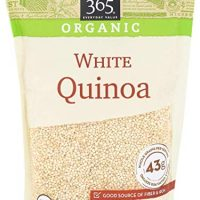 365 Everyday Value, Organic White Quinoa, 16 oz
