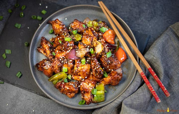 Easy Restaurant-style Chilli Chicken