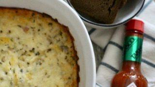 Spicy Artichoke Cheese Dip Recipe