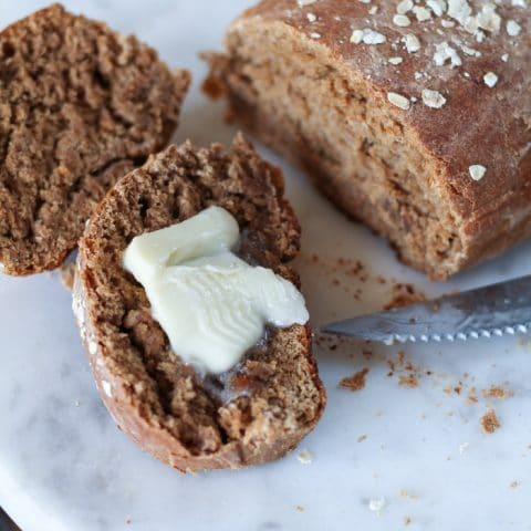 Copycat Cheesecake Factory Honey Wheat Bread