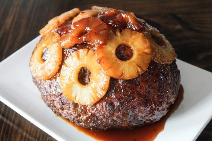 Trisha Yearwood's Honey Mustard Glazed Ham
