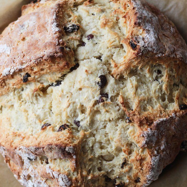 Irish Soda Bread- A St. Patrick's Day Recipe