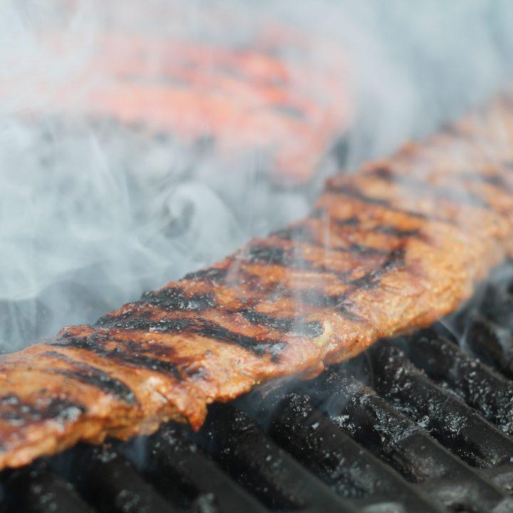 Marinated Grilled Skirt Steak