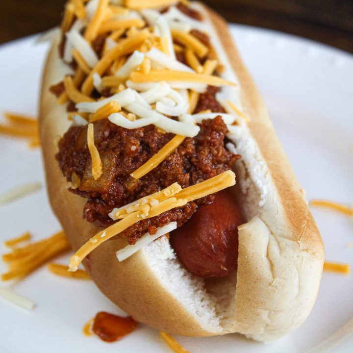 The Best Chili Dog Recipe