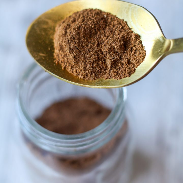 Homemade Pumpkin Pie Spice Mix