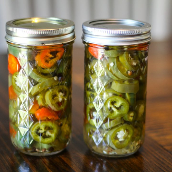 The Best Homemade Pickled Jalapeños