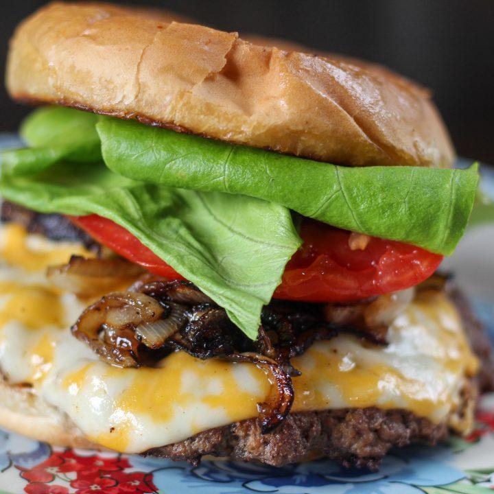Blackstone Smashburgers