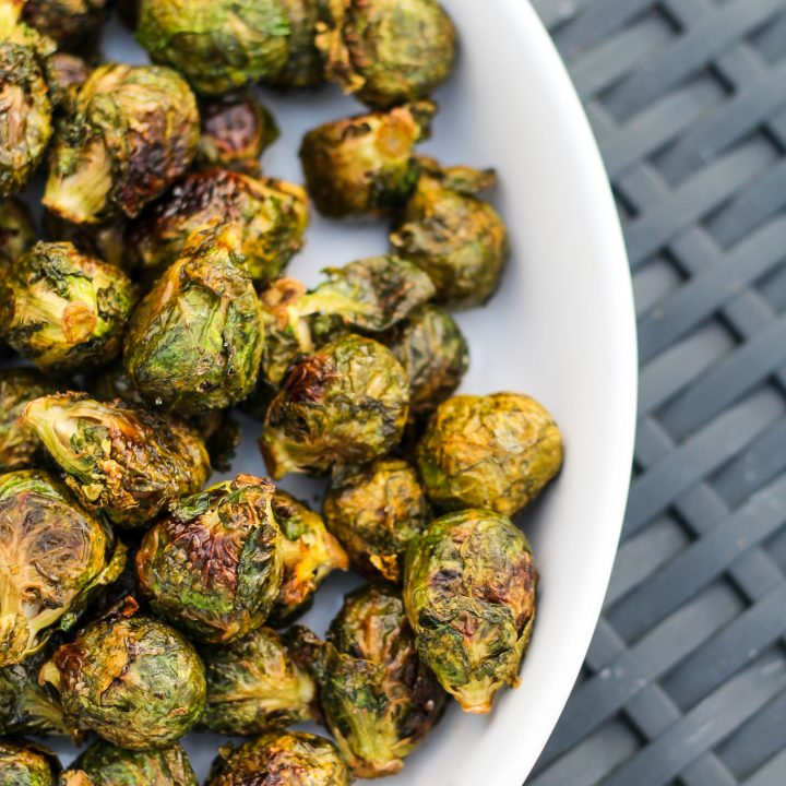 Honey Butter Roasted Brussel Sprouts